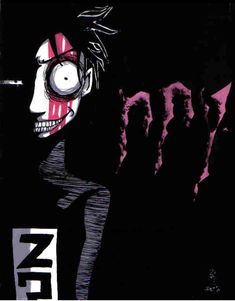 Johnny the Homicidal Maniac. Probably the best comic/graphic novel there is