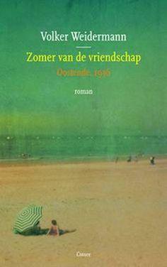 Zomer van de Vriendschap, Volker Weidermann (Uitgeverij Cossee, 2015). http://iboek.weebly.com/recensies/zomer-van-de-vriendschap-volker-weidermann