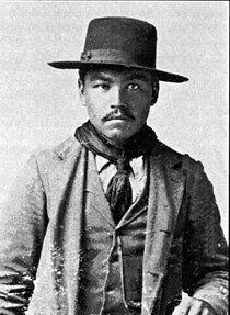George Peconom - Maidu - circa 1900
