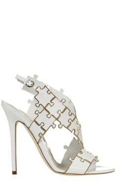 Brian Atwood-Spring/Summer 2014 Brian Atwood, Zapatos Shoes, Shoes Heels, Sandal Heels, Fashion Shoes, Fashion Accessories, Fashion Pics, Summer Accessories, Fashion Trends