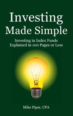 Investing Made Simple: Index Fund Investing and « Delay Gifts