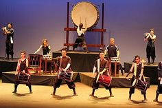 TAIKOPROJECT   Sunday, October 21 at 5pm   Exuberant in performance, the premiere taiko drummers of TAIKOPROJECT blend traditional forms with an innovative and fresh aesthetic approach. TAIKOPROJECT, based in Los Angeles, was the first and only American group to win the prestigious Tokyo International Taiko Contest in Japan. Atlanta Premiere.