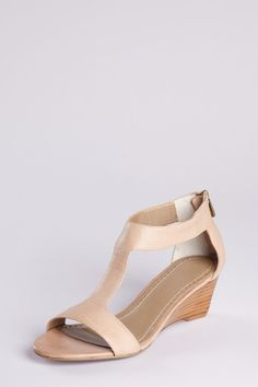 Adrienne Vittadini Coby Wedge Sandal onsale now at http://www.hautelook.com/short/3AQsy
