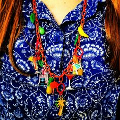 Tropical Party Necklace