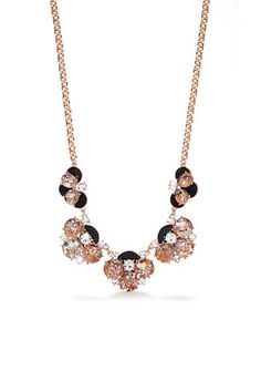 kate spade new york® Fame and Flowers Statement Necklace
