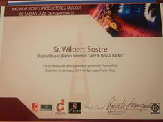 Jazz and Bossa Radio Recognition