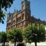Corazon de Maria in Linares, Chile