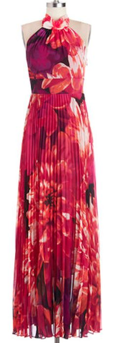 gorgeous floral cocktail dress  http://rstyle.me/n/g3vurpdpe