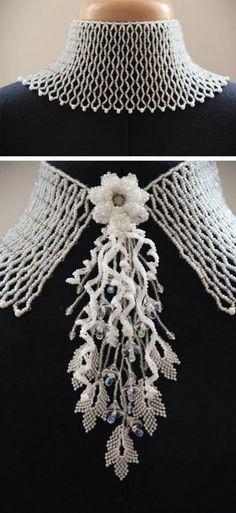 Naszyjnik dla Panny Młodej- biżuteria ślubna - projekty Mistrzów Sztuki Szkatuły - podsumowanie