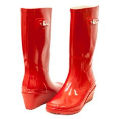 Women's & Ladie's Wedge Heel Rubber Rain Boots / Snow Boots (8, Fire Red) Forever Young Inc.,http://www.amazon.com/dp/B00CBXOVLS/ref=cm_sw_r_pi_dp_tA6Rsb1X09XQ3P79
