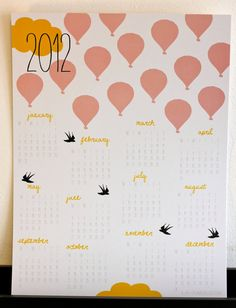 Perfect for a girls room. ^ James Print