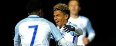 Video: Marcus Edwards scores debut goal for England U-19's