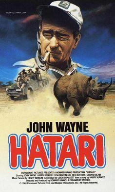 hatari | Les jaquettes de Hatari ! sont au format PDF. C'est gratuit !