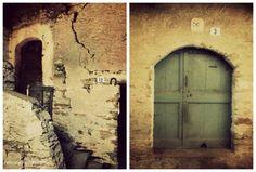 Renovating Italy ~ rustic borgata doors 2013