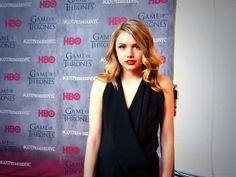 ♥ Hannah beautiful Murray ♥ Hannah Murray for Game of Thrones - a selection by Alancho