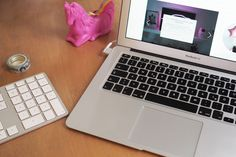 KuneCoco • 28 Days of Blogging • Fazit 28 Days, Macbook Air, Blogging, War, Accessories, Do Your Thing, Jewelry Accessories
