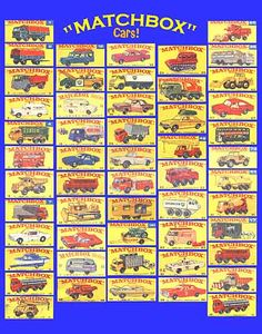 Matchbox Cars. the only girl collector I knew of was ME. I don\'t know if I loved these or barbies more!! every dollar earned was spent on these at Toy King in St. Pete.