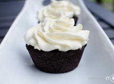 Most delicious creamy chocolate cupcakes
