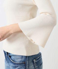 VISPO ラッフル袖プルオーバー◆|La TOTALITE(ラ トータリテ)公式のファッション通販|【18080140715020】- BAYCREW'S STORE