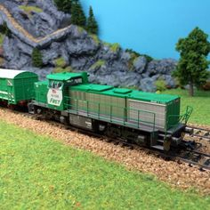 #locomotive diesel #BB461008 fret ep V #HO #Piko A retrouver ici : http://www.latelierdutrain.com/alimentations-2-rails/100465-locomotive-diesel-bb461008-fret-epv-ho-1-87-piko.html