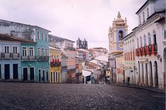 Salvador, Brazil --- liveliness and music