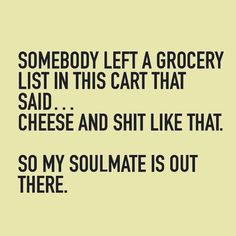 So My Soulmate Is Out There Pictures, Photos, and Images for Facebook, Tumblr, Pinterest, and Twitter