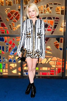 Michelle Williams Louis Vuitton Dinner