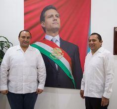 Periodismo sin Censura: NOMBRA EL GOBERNADOR ROBERTO BORGE A ROMAN QUIAN C...