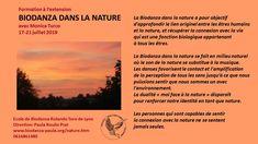 Biodanza dans la nature