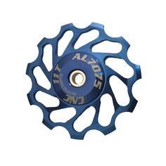 New MTB Road Bike Ceramic Pulley 7005 Aluminum Alloy Rear Derailleur 11T 13T Guide Cycling Ceramics Bearing Jockey Wheel,2pcs