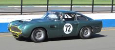 1960 Aston Martin DB4 GT (Pre 60 B) (DP)