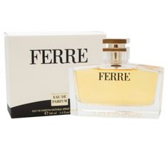 Ferre Perfume By Gianfranco Ferre 3.4 Oz EDP Spray. Ferre (new) Perfume By…