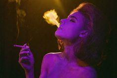smoking looks so cool