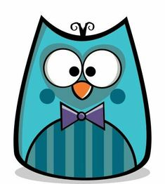 Owl Classroom, Animal Doodles, Paper Owls, Owl Art, Cartoon Pics, Cute Owl, Pictures To Draw, Paint Designs, Fabric Painting