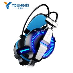 61.99$  Watch here - http://ali4r9.worldwells.pw/go.php?t=32781184315 - New GPQW21 Headset Headset Microphone LED Light 7.1 Virtual Surround Sound Vibration Competitive Edition Game Computer Headset