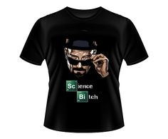 Breaking Bad - Walter White (Science Bitch)