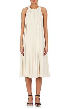 We Adore: The Sunburst Shift Dress from Lanvin at Barneys New York