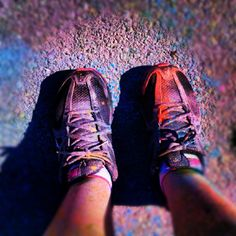 Your life (and your shoes) will never be the same #colormeradcincy. Credit: instagram @amberannt