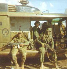 lrrp teams in vietnam | Rangers in Vietnam in 1971.