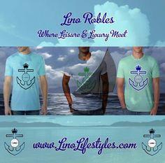 Lino Robles Premium T-shirts made in America.. www.linolifestyles.com
