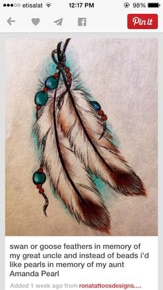 feather of the tribe