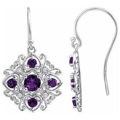 Dress these earrings up for special occasions or wear them casually every day.