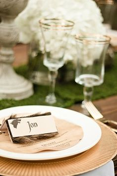 Wedding Inspiration: Game of Thrones