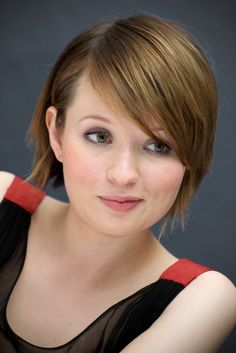 Emily Browning, if I ever wanted to grow it out
