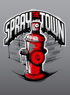 Spray the Town