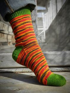 Ravelry: Red Rock Socks pattern by Mountain Colors