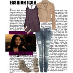 Emily Fields Inspired, created by kamababus on Polyvore