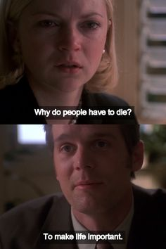 Six Feet Under - by Alan Ball Tv Show Quotes, Movie Quotes, This Is Us Quotes, Great Quotes, 6 Feet Under, Peter Krause, Favorite Quotes, Favorite Things, Black And White Cartoon