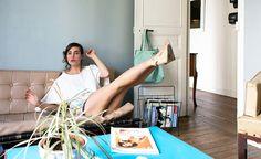 Anaïs, Paris 20ème - Inside Closet