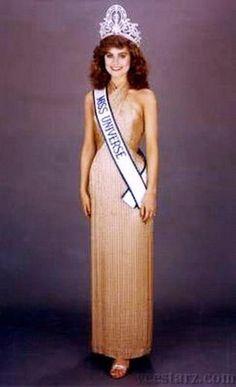 Miss Universo 1982 - Karen Diane Baldwin - Canadá